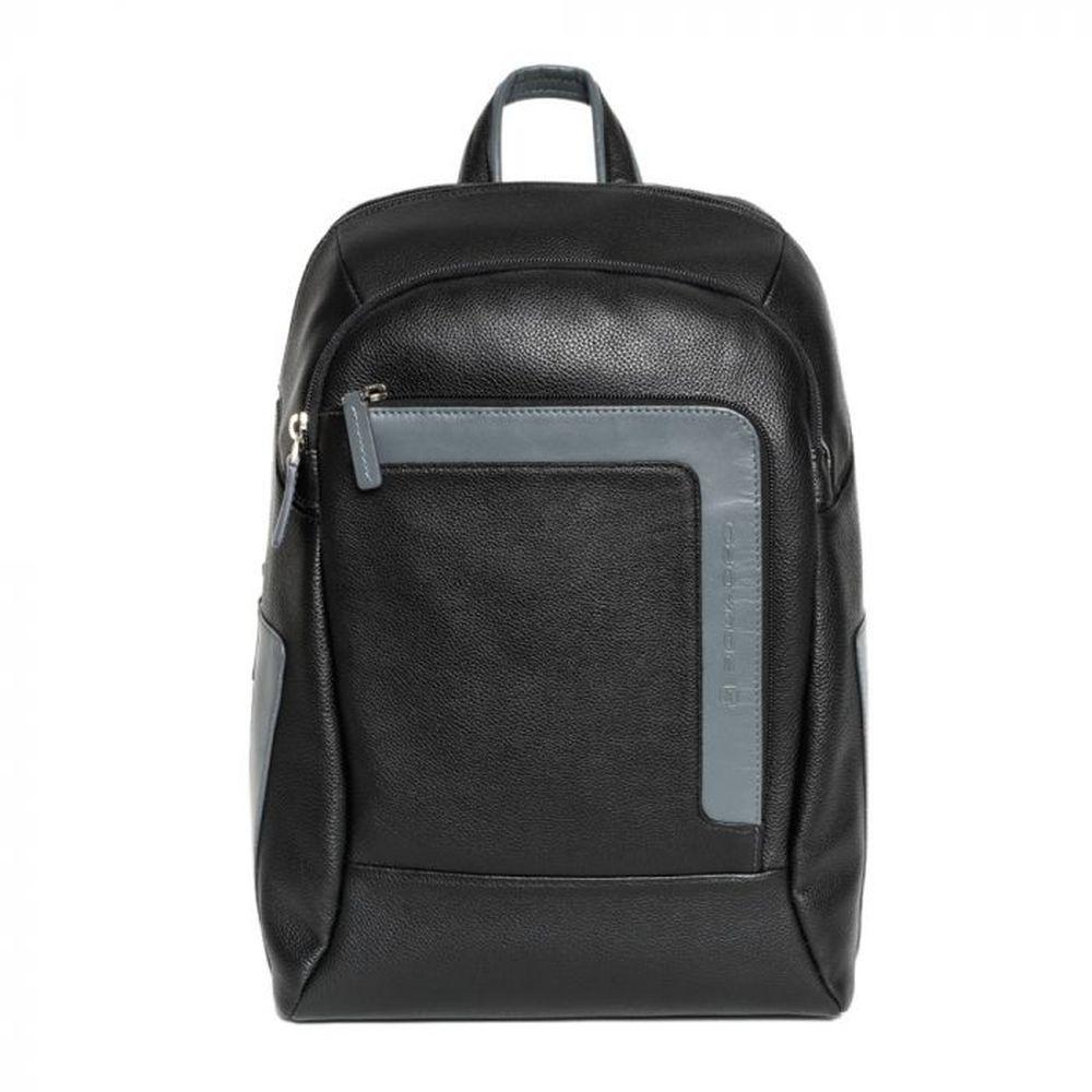 "Rucsac Piquadro port laptop 14''/iPad®11''/9,7"" din piele naturala CA3214X1/NG"