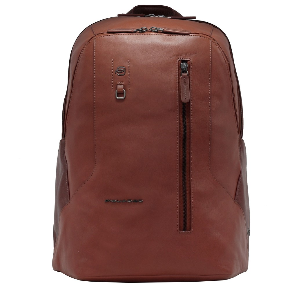 "Rucsac port laptop 15''/15,6'' si iPad®10,5''/9,7"" Piquadro din piele naturala CA4080S104/M"