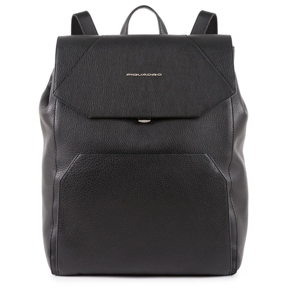 Rucsac de dama port laptop 14'' Piquadro din piele naturala CA4897MU/N