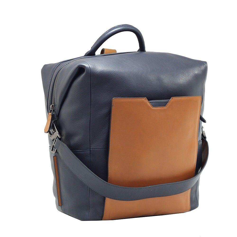 "Geanta / Rucsac din piele naturala PIQUADRO port laptop de 14''/  iPad®10,5''/9,7""CA4495W87"