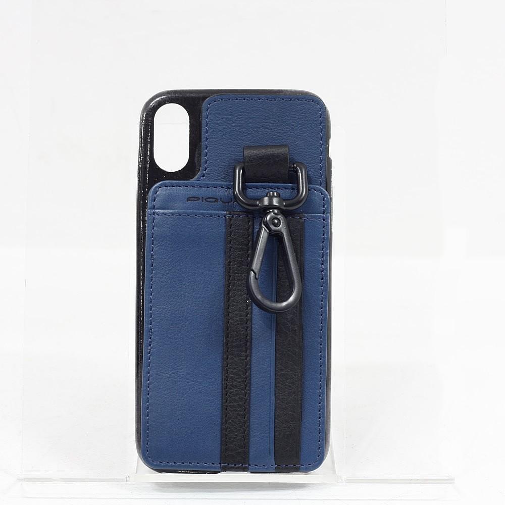 Husa piele iphone 8 / X / portcard detasabil